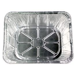 12 Units of Durable Deep Roaster - Aluminum Pans