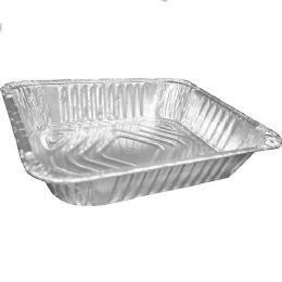 100 Units of Foil Roast Pan Deep - Aluminum Pans