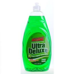 12 Units of Awesome Ultra Concentrated Dish Liquid Fresh Apple 30 Ounce - Cleaning Supplies