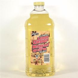 8 Units of All Purpose Lemon Cleaner Refill 64 Ounce - Cleaning Supplies