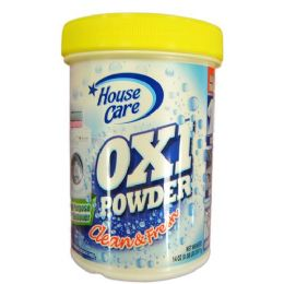 12 Units of 14 Ounces Oxi Powder All Clean And Free - Laundry Detergent