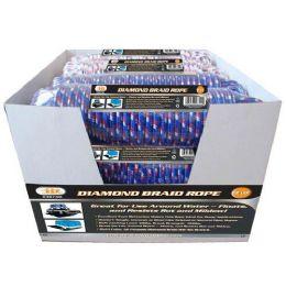 24 Units of Diamond Braid Rope - Rope and Twine