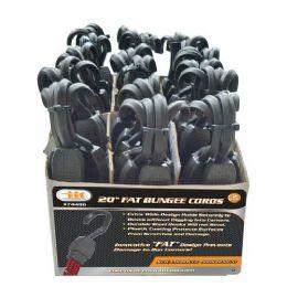18 Bulk 2 Pack Fat Bungee Cords
