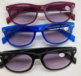 120 Bulk Unisex Assorted Colors And Power Lens Reading Glasses Bulk Buy
