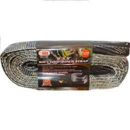 3 Units of Soft Loop Winch Strap - Ratchets
