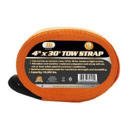 6 Units of Tow Strap 9 Ton - Ratchets