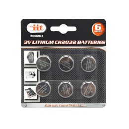 24 Units of 6 Piece 3v Lithium Cr2032 Battery - Batteries