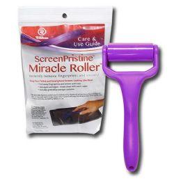 60 Units of Miracle Roller Pristine Screen Cleaner Tool Purple - Doors