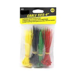 24 Bulk 200 Piece Cable Ties