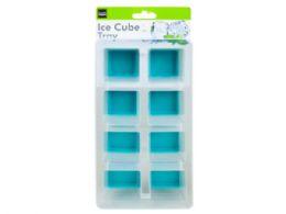 36 Units of Silicone Ice Cube Tray - Freezer Items