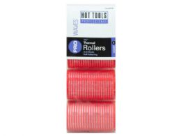 72 Units of 4 Count 1 1/2 Thermal Rollers - Hair Rollers