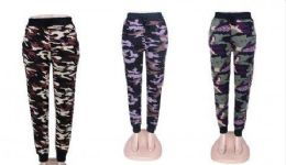 54 Units of Active Yoga Sweatpants Workout Joggers Cotton Lounge Wear - Workout Gear