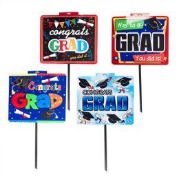 96 Units of Yard Sign Graduation - Graduation