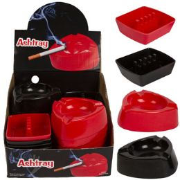36 Units of Ashtray Assorrted Shape - Ashtrays