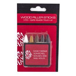48 Bulk Wood Filler Sticks Rapid Remedy Touchup