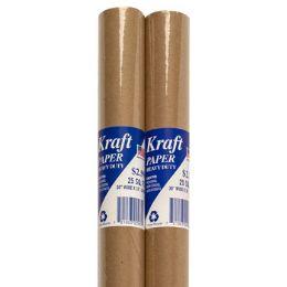56 Units of Kraft Paper Heavy Duty - Gift Wrap