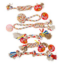 72 Wholesale Doy Toy Rope Chews