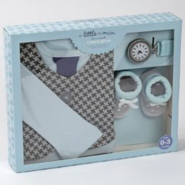 2 Wholesale Baby Gift Set Picture Perfect Little Man