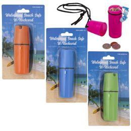 48 Units of Beach Safe Waterproof Moneycase - Beach Toys