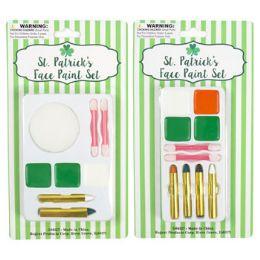 36 Units of Face Paint Saint Patrick - St. Patricks