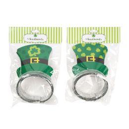 48 Units of Headband Saint Patrick - St. Patricks
