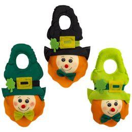 24 Units of Leprechaun Door Knob Hanger Saint Patrick - St. Patricks