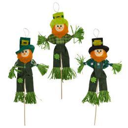 24 Units of Leprechaun Pick Saint Patrick - St. Patricks