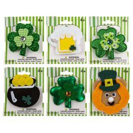 48 Units of Pins Novelty Saint Patrick - St. Patricks