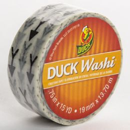 24 Units of Tape Crafting Duck Washi Arrow - Tape & Tape Dispensers