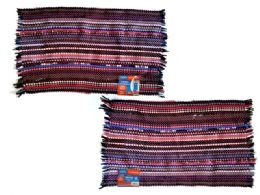 24 of Striped Floor Mat