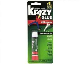 48 Wholesale Krazy Glue Tube