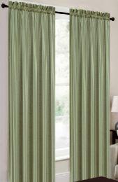 24 Units of Terri Sage Rodpocket Panel - Window Curtains