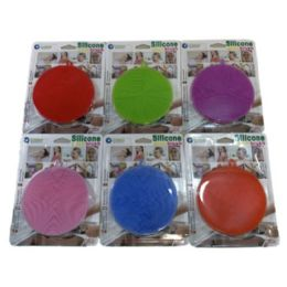 24 Units of Silicone Cleaning Brush - Cleaning Supplies