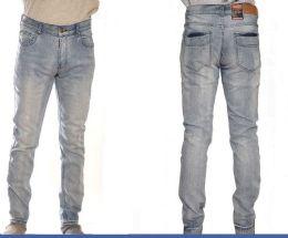 12 of Mens Fashion Stretched Denim