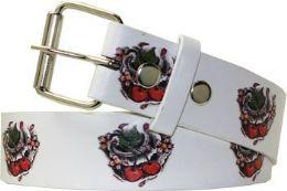 96 Units of Ab Cherry Printed Belt - Belts