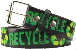 96 Units of Recycle Printed Belt - Belts