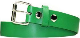 36 Units of Kids Fashion Green Belt - Kid Belts