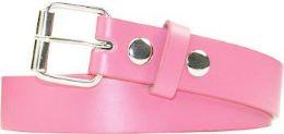 36 of Kids Fashion Light Pink Belt