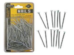 72 Units of Nails - Drills and Bits