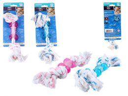 96 Units of Rope Dog Toy - Pet Toys