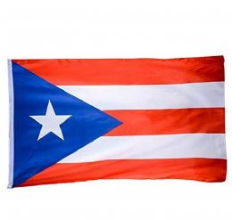24 Units of Puerto Rico Flag - Flag