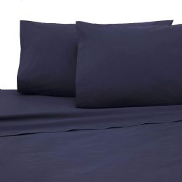 48 Units of Martex Pillow Case Heavy Weight And Durable In Navy - Pillow Cases