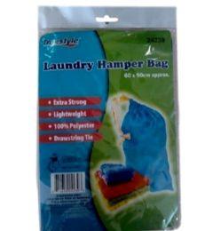 48 Units of Laundry Hamper Bag 60x90cm - Laundry Baskets & Hampers