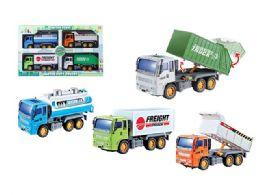 12 Units of Friction Utility Vehicle - Cars, Planes, Trains & Bikes