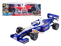 8 Units of Friction Jumbo Racing Car - Cars, Planes, Trains & Bikes