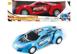 16 Units of Friction Racing Car - Cars, Planes, Trains & Bikes