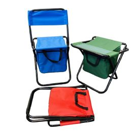 10 of Folding Camping Stool/chair With Storage Bag