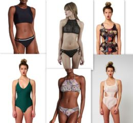 12 Units of Yacht & Smith Assorted Bathing Suit Lots Limited Supply - Womens Charity Clothing for The Homeless