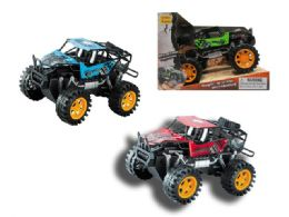 24 Units of Friction Mountain Crawler - Cars, Planes, Trains & Bikes