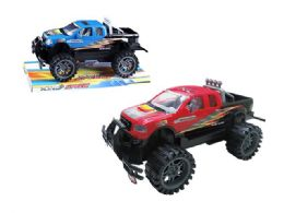 12 Units of Friction Pickup Truck - Cars, Planes, Trains & Bikes